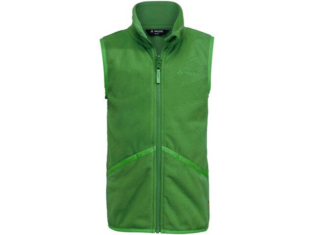 VAUDE Pulex Vest Kinderen, groen